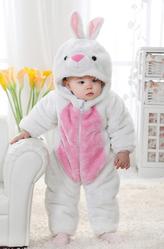 Зайчик - Маленький белый кролик