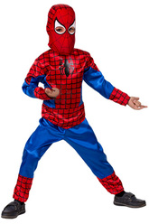 Супергерой - Маленький Человек-паук