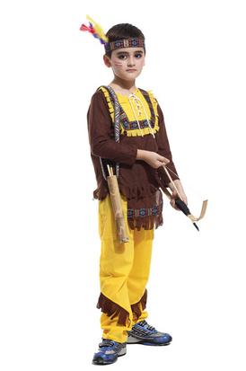 Маленький индеец Апачи