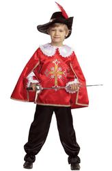 Мушкетеры - Отважный мушкетер в красном