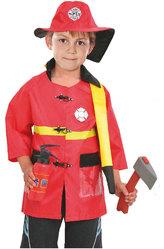 Костюмы для мальчиков - Маленький пожарник