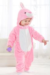 Зайчик - Маленький розовый кролик