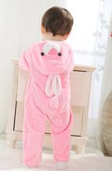 Костюмы для малышей - Маленький розовый кролик