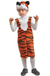 Леопарды и тигры - Костюм Маленький тигр
