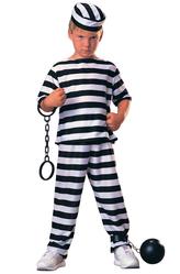 Бандиты - Костюм Маленький узник
