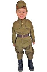 День пограничника - Костюм Маленький военнослужащий