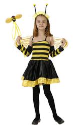Грим для лица - Малышка пчелка