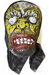 Латексные маски - Маска сморщенного монстра