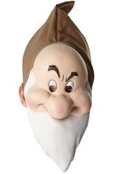 Латексные маски - Лицо недовольного Гнома