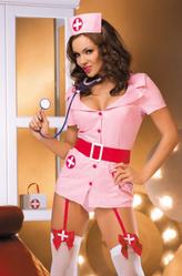 Чулки и колготки - Медсестра-кокетка