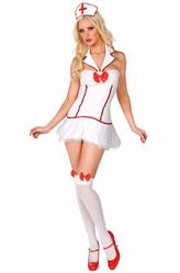Ресницы и линзы - Медсестра модница