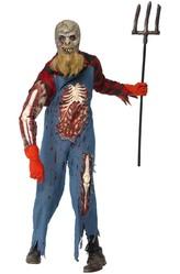 Зомби и Призраки - Мертвец-колхозник