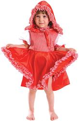 Костюмы для девочек - Костюм Милая Красная шапочка