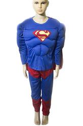 Костюмы для мальчиков - Могущественный Супермен