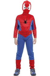Человек-паук - Костюм Молниеносный спайдермен