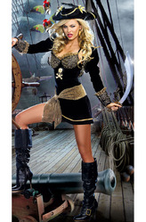 Пиратки - Костюм Морская Охотница
