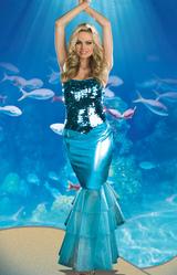 Чулки и колготки - Морская русалка