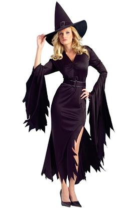 Мрачная ведьма