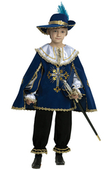 Грим для лица - Мушкетер короля