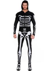 Латексные маски - Мужской скелет