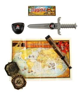 Набор пирата с кинжалом
