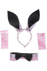 Зайчики и Кошки - Набор розового кролика