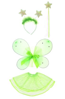 Зеленый ангелочек