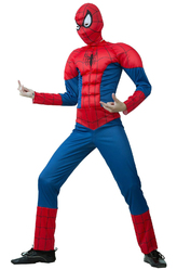 Грим для лица - Младший Человек-паук