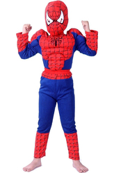 Человек-паук - Костюм Накачанный спайдер-мен