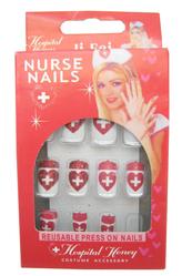 Медсестры - Накладные ногти докторши