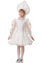 Костюмы для девочек - Костюм Народная Снегурочка