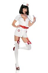 Чулки и колготки - Непослушная медсестра