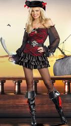 Пиратская тема - Неутомимая пиратка