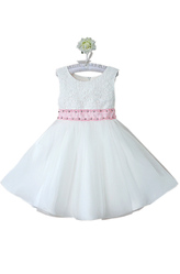 Платья для девочек - Нежная невеста