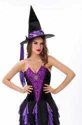 Парики и шляпы - Очаровательная колдунья