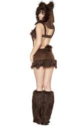 Для костюмов - Очаровательная медведица