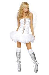 Перчатки и боа - Очаровательный ангел