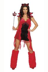 Для костюмов - Огненная дьяволица