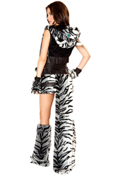 Ресницы и линзы - Опасная тигрица