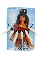 Ковбои и индейцы - Ожерелье из клыков