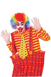 День смеха - Парик клоунский