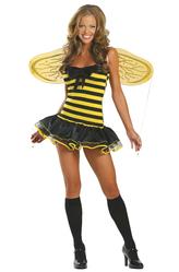 Ресницы и линзы - Пчелка