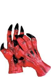 Перчатки и боа - Перчатки Дьявольские руки