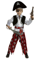 День рождения Деда мороза - Пират бэби