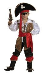Грим для лица - Пират Флинт