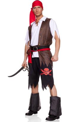 Пират головорез