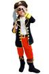 Пират с маленькой шхуны