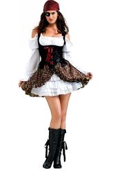 День подражания пиратам - Пиратка мошенница