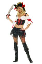 Пиратская тема - Пиратка-разбойница