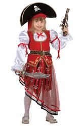 Пиратки - Костюм Пиратка в красном